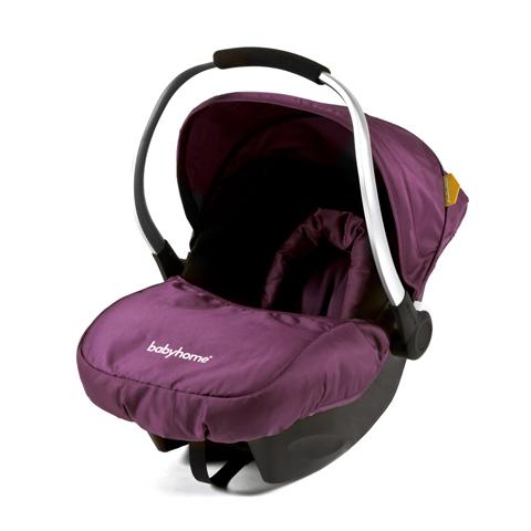 Seggiolini auto Gr.0+ [Kg. 0-13] - Seggiolino auto Egg Purple by Babynow