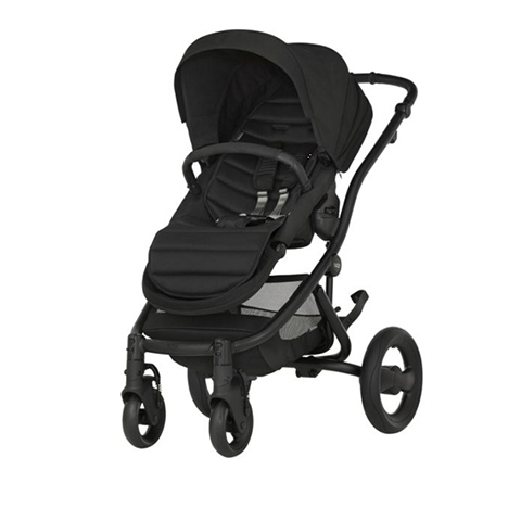 buggy sportwagen kinderwagen affinity 2 cosmos black rahmen black britax ebay. Black Bedroom Furniture Sets. Home Design Ideas