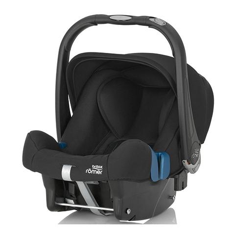 Seggiolini auto Gr.0+ [Kg. 0-13] - Baby-Safe Plus SHR II Cosmos Black  by Romer