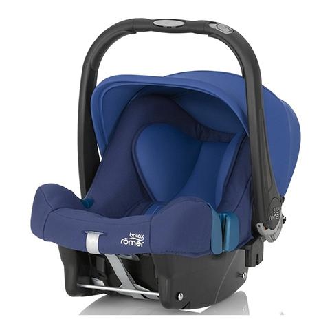 Seggiolini auto Gr.0+ [Kg. 0-13] - Baby-Safe Plus SHR II Ocean Blue  by Romer