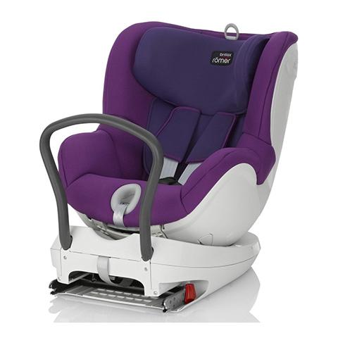 Seggiolini auto Gr.0+/1 [Kg. 0-18] - Dual Fix Mineral Purple  by Romer