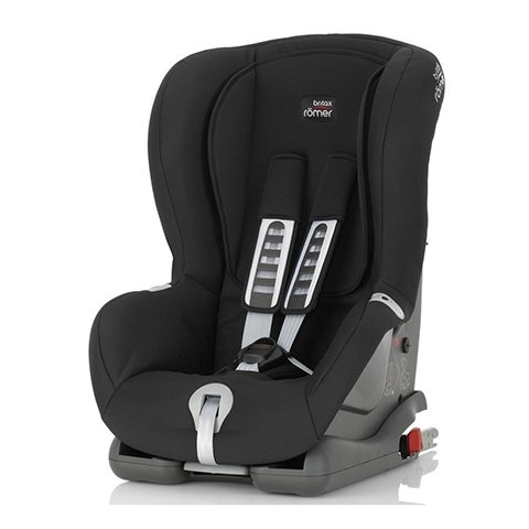 autositz kinderautositz gr 1 kg 9 18 duo plus isofix cosmos black britax r mer ebay. Black Bedroom Furniture Sets. Home Design Ideas