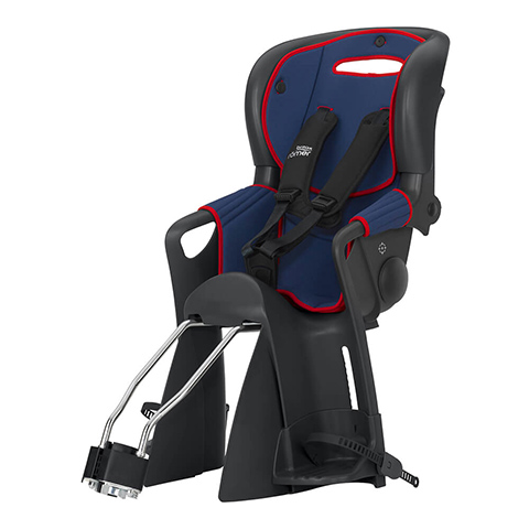 Seggiolini bici - Jockey Comfort Blue/Red by Britax