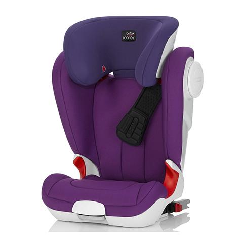 Seggiolini auto Gr.2/3 [Kg. 15-36] - KidFix XP SICT Mineral Purple  by Romer