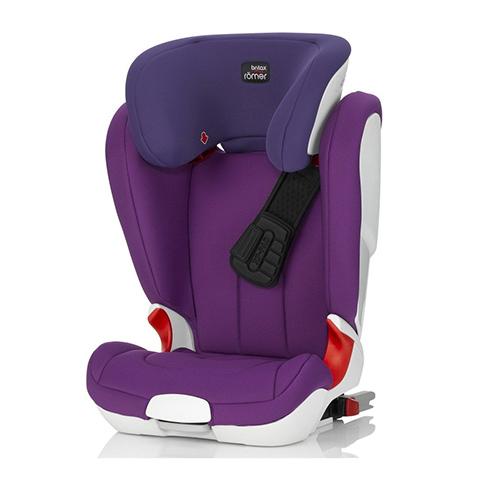 Seggiolini auto Gr.2/3 [Kg. 15-36] - KidFix XP Mineral Purple by Romer