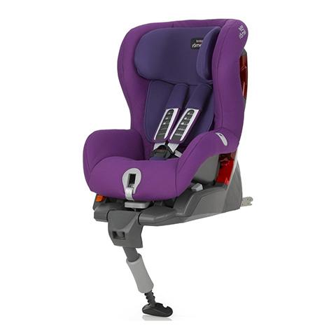 Seggiolini auto Gr.1 [Kg. 9-18] - Seggiolino auto SafeFix isofix Plus Mineral Purple by Britax