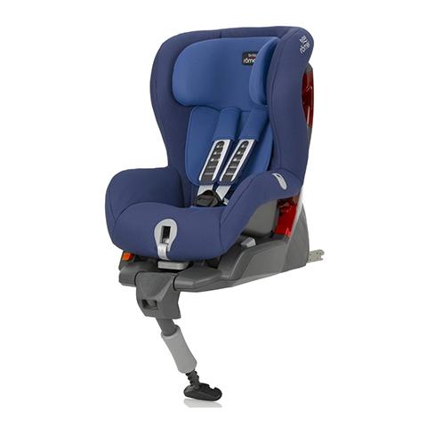 Seggiolini auto Gr.1 [Kg. 9-18] - Seggiolino auto SafeFix isofix Plus Ocean Blue by Britax