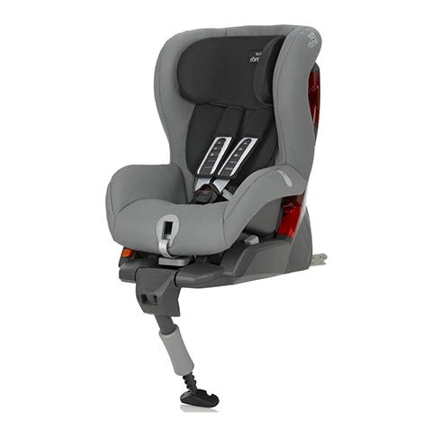 Seggiolini auto Gr.1 [Kg. 9-18] - Seggiolino auto SafeFix isofix Plus Steel Grey by Britax