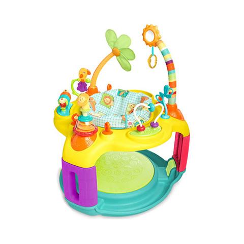 Giocattoli 3+ mesi - Stazione gioco Bounce-a-Bout BBK-60266 by Bright Starts