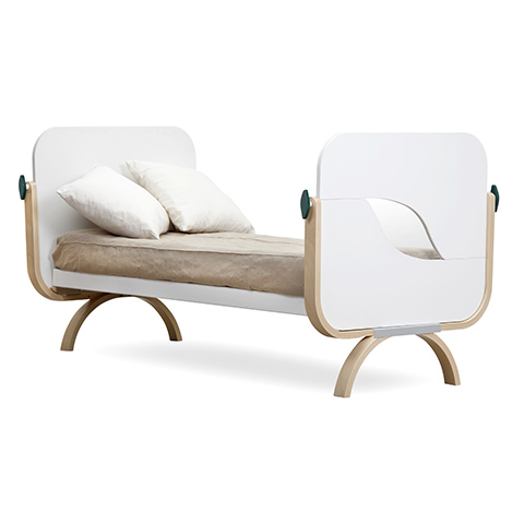 Lettini - Evo kit di trasformazione da lettino a letto junior Naturale by Baby Italia
