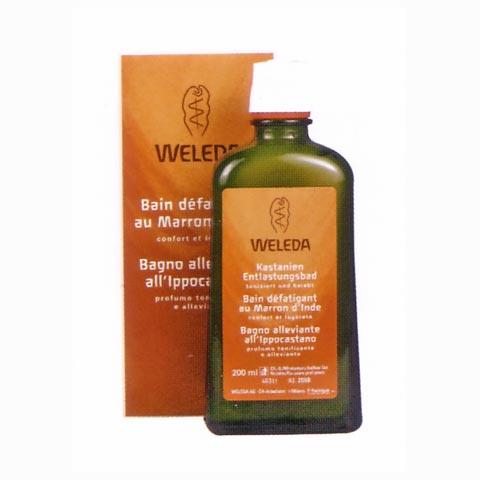 Prodotti cura personale - Bagno alleviante all`ippocastano 200 ml. BAI - 200 ml. by Weleda