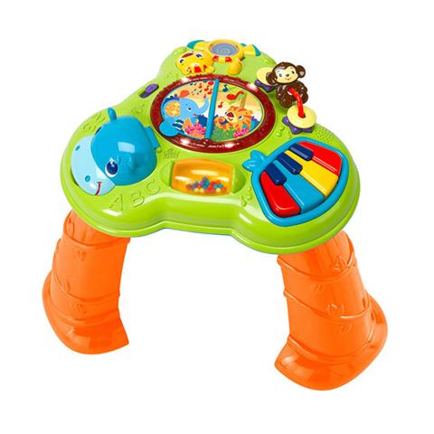 Giocattoli 6+ mesi - Tavolino gioco 3 BBK-9214 by Bright Starts