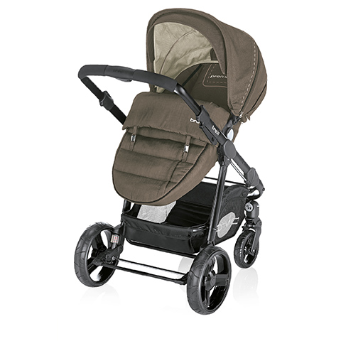 Passeggini - Ovo Premium 278 Marrone by Brevi