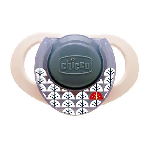 Biberon e succhiotti - Succhietto Physioring 0+ mesi - silicone - BLU [5719] by Chicco