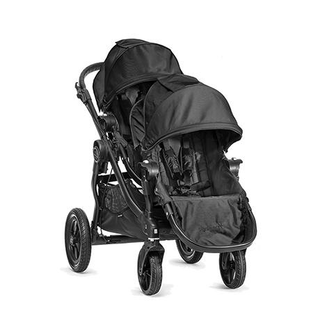 Linea gemellare - City Select gemellare [2 sedute] Black by Baby Jogger