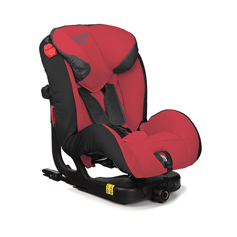 Seggiolini auto Gr.1/2 [Kg. 9-25] - Beat Isofix Flame Red [915] by Casual Play