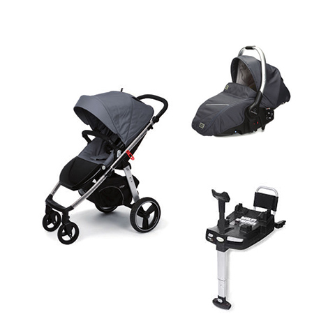 Modulari (DUO e TRIO) - [DUO] Loop + Sono + Base Isofix Metal [990] Telaio Aluminium by Casual Play