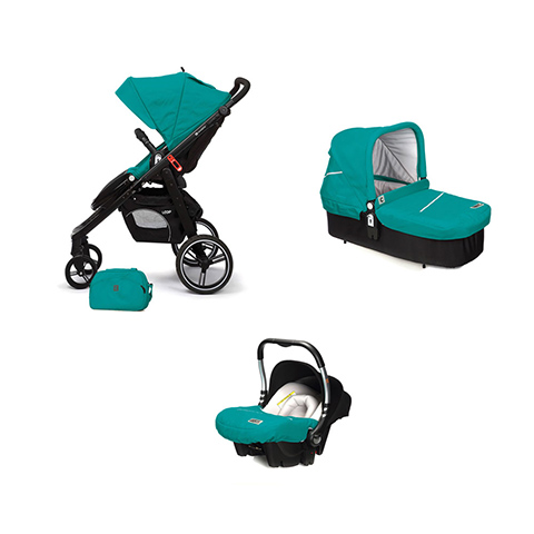 Casual Play [TRIO] Loop + Baby 0 Plus + Navicella Cot