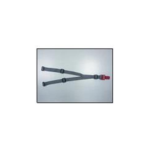 Altri accessori per il neonato - Sistema cinture di sicurezza per Body Guard Eggy e 10+ 8155+8170 Grigio by Okbaby
