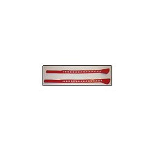 Altri accessori per il neonato - Cinturini per poggiapiedi Orion 8162 Rosso by Okbaby