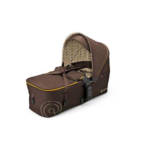 Carrozzine - Navicella Scout WALNUT BROWN by Concord