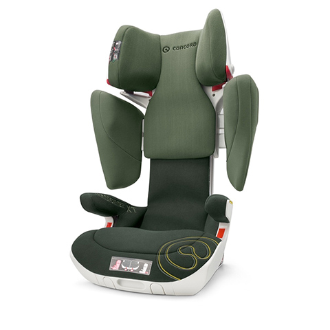 Offerte in corso - Transformer XT [isofix] Limited Edition JUNGLE GREEN by Concord