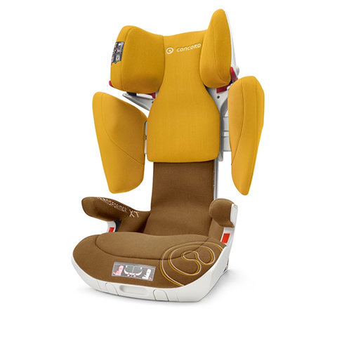 Offerte in corso - Transformer XT [isofix] Limited Edition SWEET CURRY by Concord
