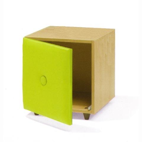 Altri moduli per arredo - Cube Soft antina pisello [012] by Lazzari
