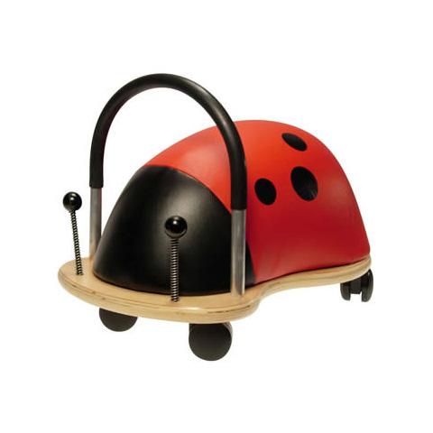 Giocattoli cavalcabili e trainabili - Wheelybug cavalcabile LARGE - Maggiolino Giramondo 6149712 by Wheelybug
