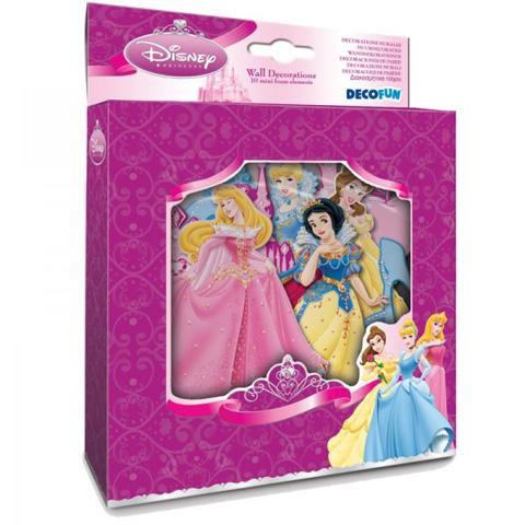 Complementi e decori - Set 10 minisagome DE 24111 Princess by Decofun