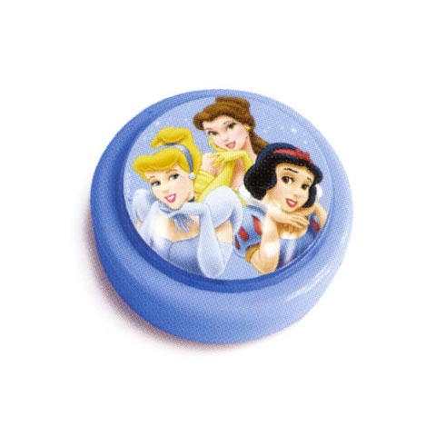Complementi e decori - Mini pushlight DE 44611 - Principesse Disney by Decofun