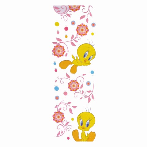 Complementi e decori - Deco stickers DE 40325 Tweety Glitter by Decofun