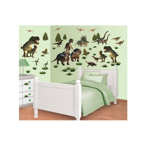 Complementi e decori - Kit adesivi decorativi - La Terra dei Dinosauri Dinosaur Land [41103] by Walltastic