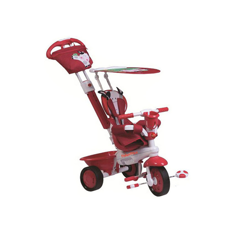 Giocattoli 12+ mesi - Triciclo Royal Rosso by Fisher Price