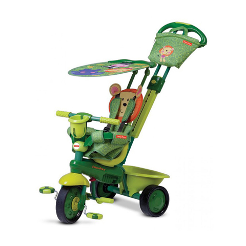 Fisher Price Triciclo Royal