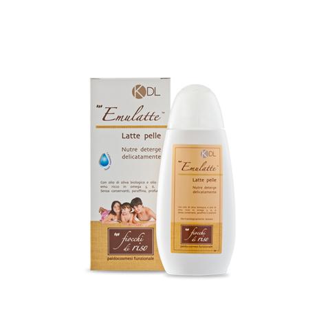 Accessori per l'igiene del bambino - Emulatte - Latte pelle 150 ml. [10032] by Happy Bimbo
