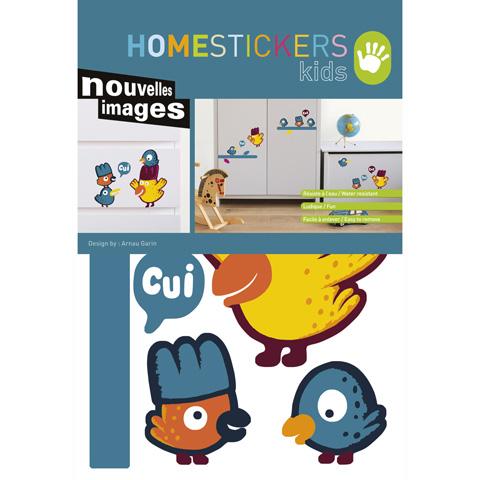 Complementi e decori - Uccellini HOSE042 by Nouvelles images