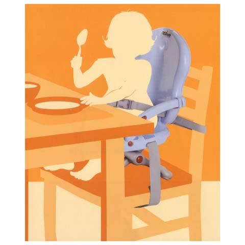 chaise haute b b neonato happy meal 25 ebay. Black Bedroom Furniture Sets. Home Design Ideas