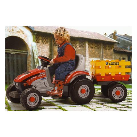 Giocattoli 24+ mesi - Mini Tony Tigre TC 2010 [pedali] CD0529 by Peg Perego