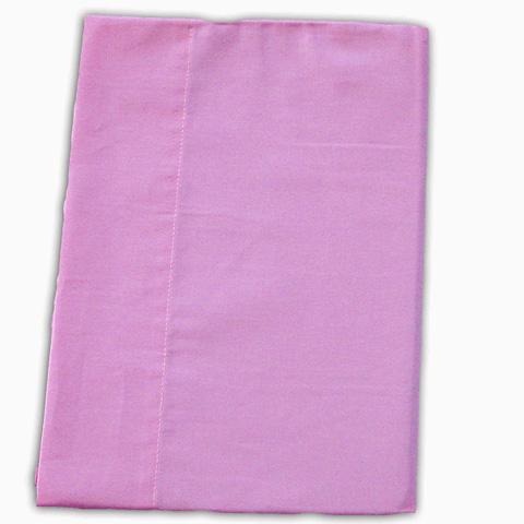 Materassi e linea bianca - Federa tinta unita per carrozzina e culla - Arcobaleno rosa lampone [316] by Somma