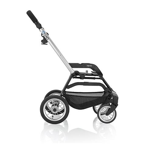 Telai - Telaio per Quad Bike Nero [AE62G0000] by Inglesina