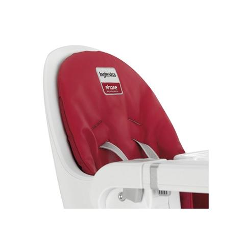 Accessori per la pappa - Rivestimento di ricambio per seggiolone Zuma Leatherette Red by Inglesina