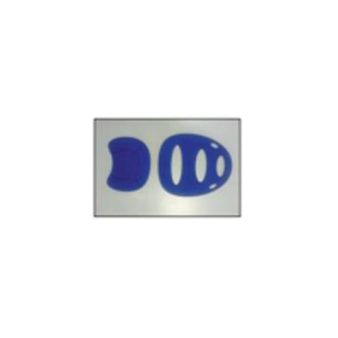 Altri accessori per il neonato - Imbottitura per Eggy 7993-7994 Blu by Okbaby