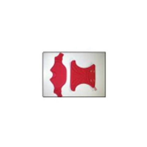 Altri accessori per il neonato - Imbottitura per Sirius 6110+6111 Rosso by Okbaby