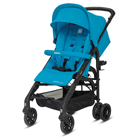 Passeggini - Zippy Light Antigua Blue by Inglesina