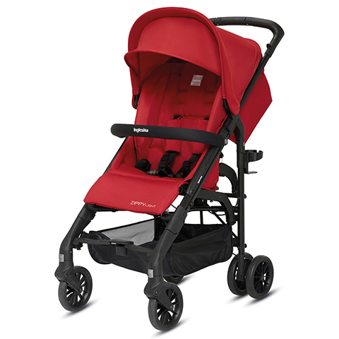Passeggini - Zippy Light Vivid Red by Inglesina