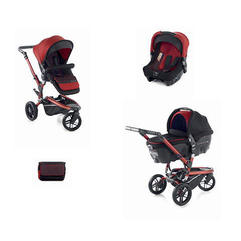 Modulari (DUO e TRIO) - [TRIO] Trider formula Strata S53 Red by Jane