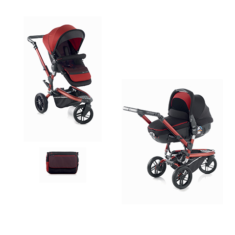 Modulari (DUO e TRIO) - [DUO] Trider formula Matrix S53 Red by Jane