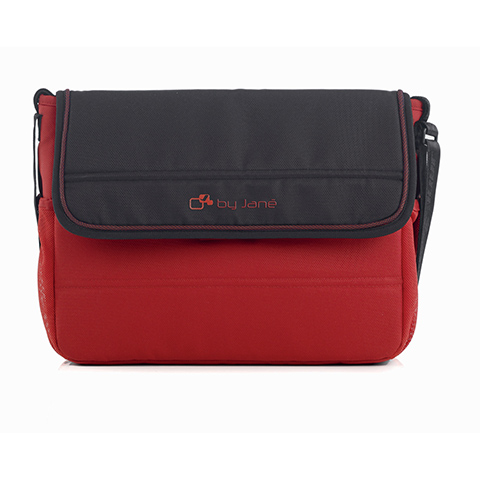 Accessori per carrozzine - Borsa fasciatoio S53 Red [Epic] by Jane