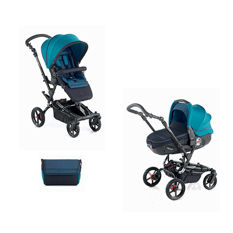 Modulari (DUO e TRIO) - [DUO] Epic formula Matrix S46 Teal by Jane